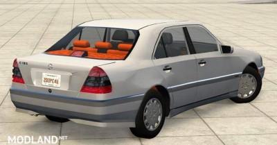 Mercedes-Benz C Class W202 [0.11.0], 3 photo